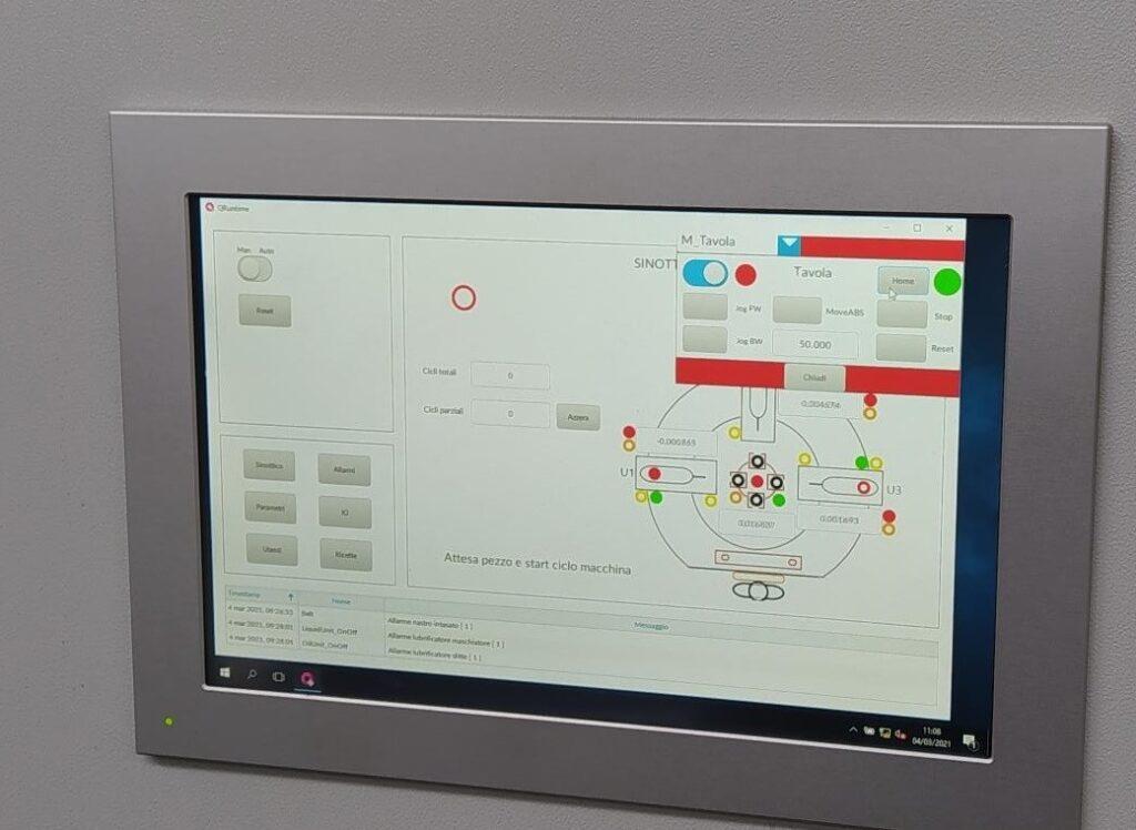 IPC Industrial Panel Computer